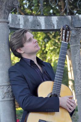 Anton Baranov, guitarra
