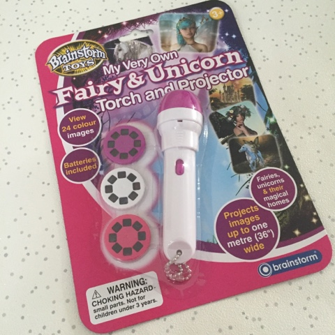 fairy-unicorn-torch-projector