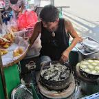 Bangkok - Straßenhändler