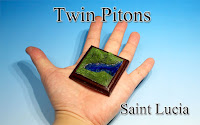 Twin Pitons ‐Saint Lucia‐