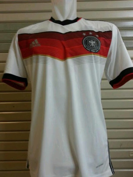 Jual Jersey Jerman Home Piala Dunia 2014
