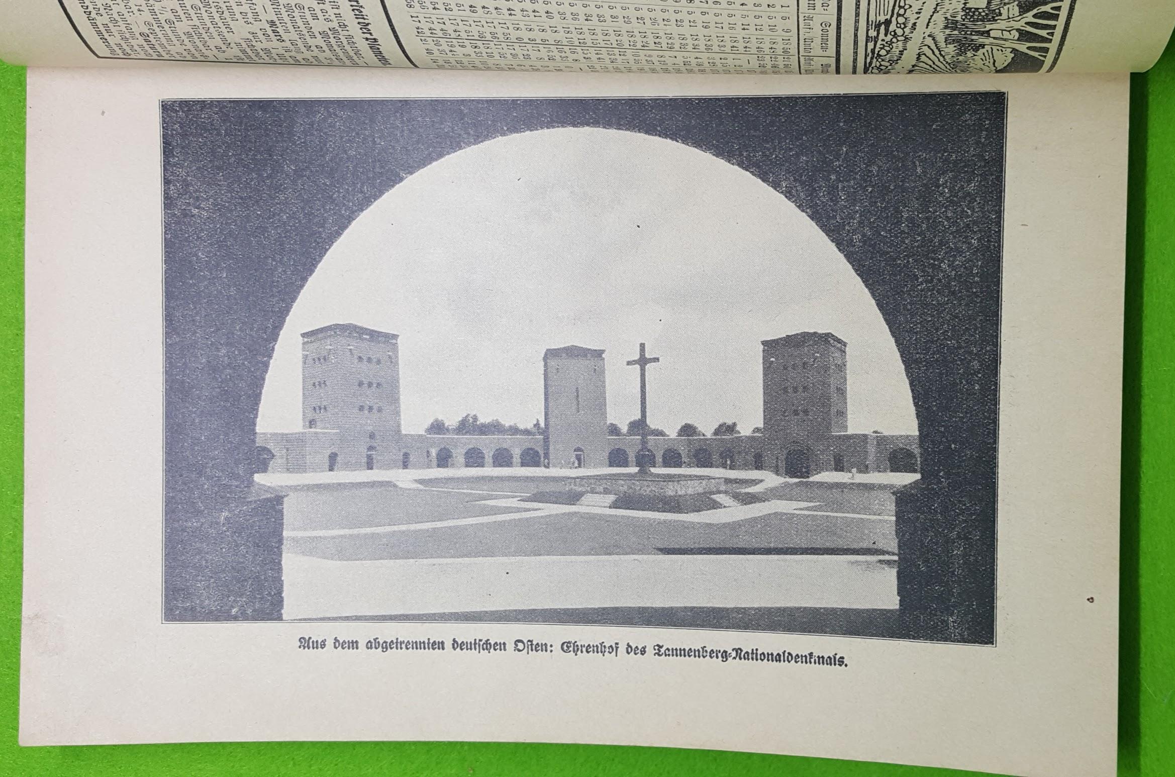 Köhler's Deutscher Kalender 1934