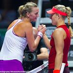 Petra Kvitova & Angelique Kerber - 2015 WTA Finals -DSC_3608.jpg