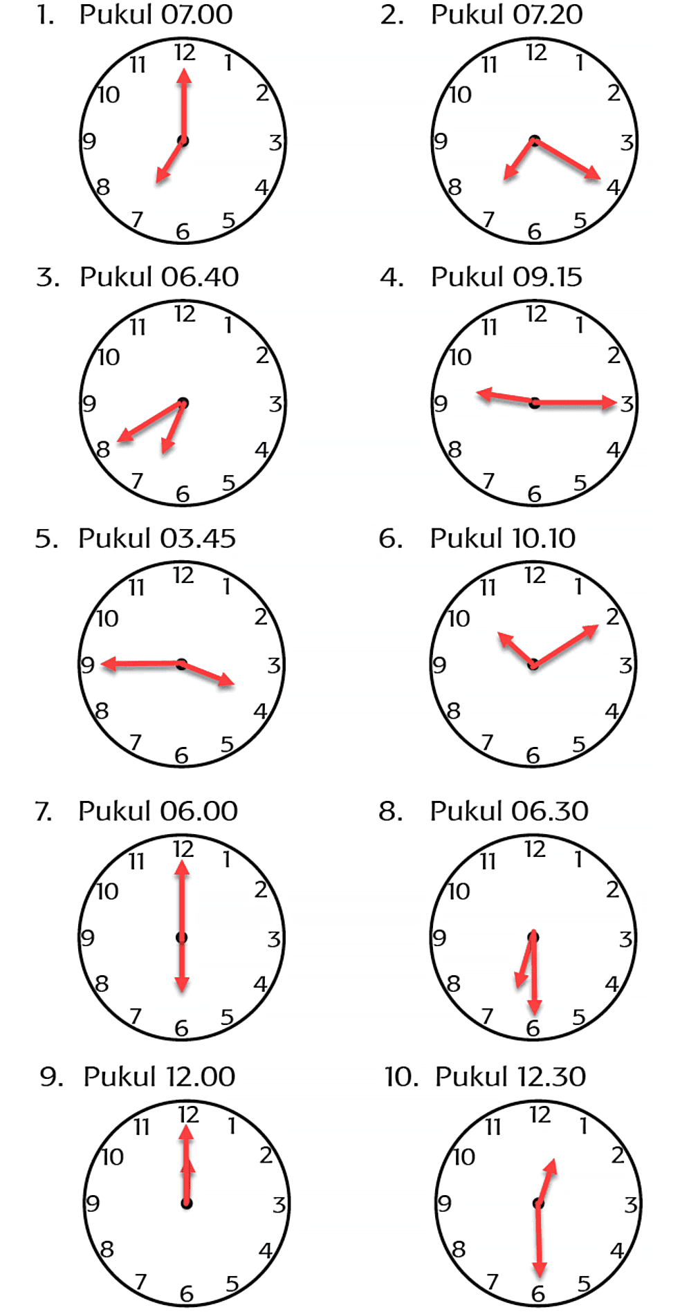 Kunci Jawaban Halaman 41, 42, 44, 45, 47 Tema 6 Kelas 3