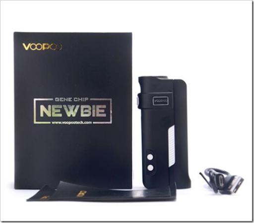 image thumb - 【VooPoo新作!】VooPoo NEWBIE 80W Modレビュー!小さい見た目にハイパワーを搭載した、DRAGでおなじみのVooPoo新作シングルバッテリーMOD!【しかも22mm】