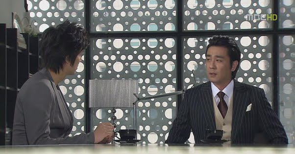 Lee Min Ho, Ryu Seong Ryong