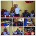Regidor Felito Rodríguez se reúnen para celebrar la Navidad, como una forma de confraternizar y manifestar la relevancia de los dirigentes del PRD  en SDE.