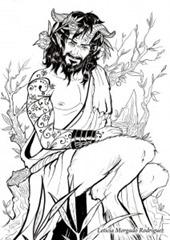 marsias phoka retelling mitologia miticas universo de fantasia concepcion concha perea la corte de los espejos nicasia dujal