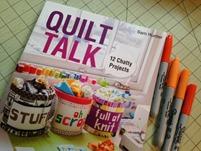 quilt talk book