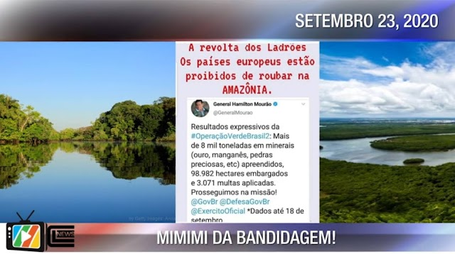 O Brasil em 23 Setembro