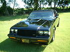 "1987 Buick Regal ""Grand National"" Jet Black Turbo Coupe"