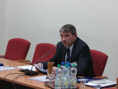 II Panel Konferencji Paliw Metanowych poprowadził pan Bogusław Pijanowski, Dyrektor PIMOT