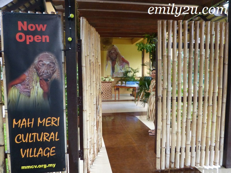 Mah Meri Cultural Village, Carey Island