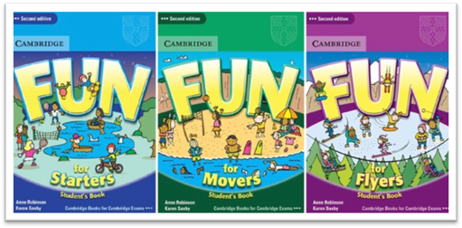 Fun For Starters 2nd Edition Students Book