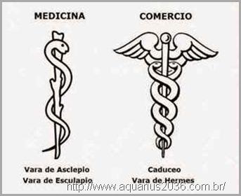 simbolo-caduceu-medicina-comercio