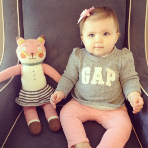 Baby Gap Photo Contest 2013