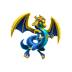 Dragón Sarcófago | Sarcophagus Dragon