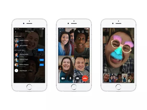 Facebook Releases New Group Video Call Feature On Messenger