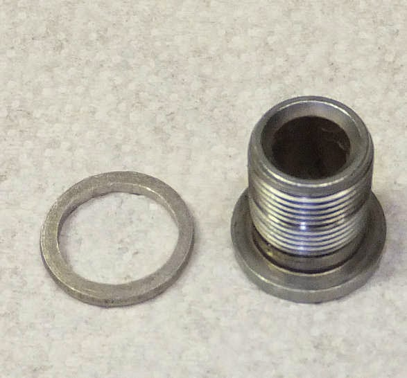 crankshaft torque bolts