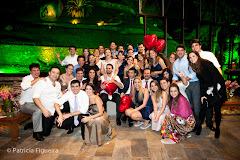Foto 2418. Marcadores: 30/07/2011, Casamento Daniela e Andre, Rio de Janeiro