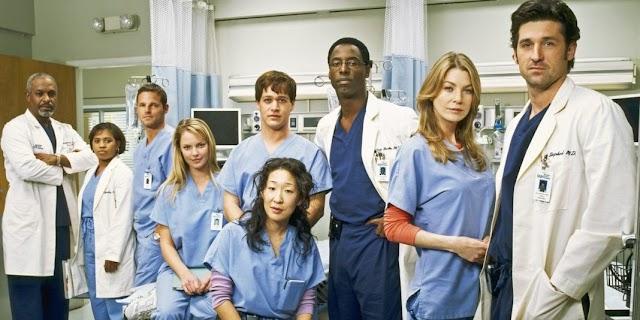 Marido de atriz de Grey's Anatomy aparece na série e fãs não notaram