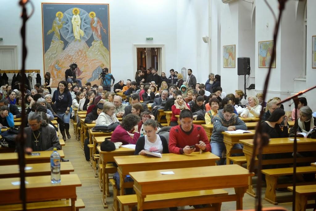 Seara cultural duhorvniceasca la FTOUB 030