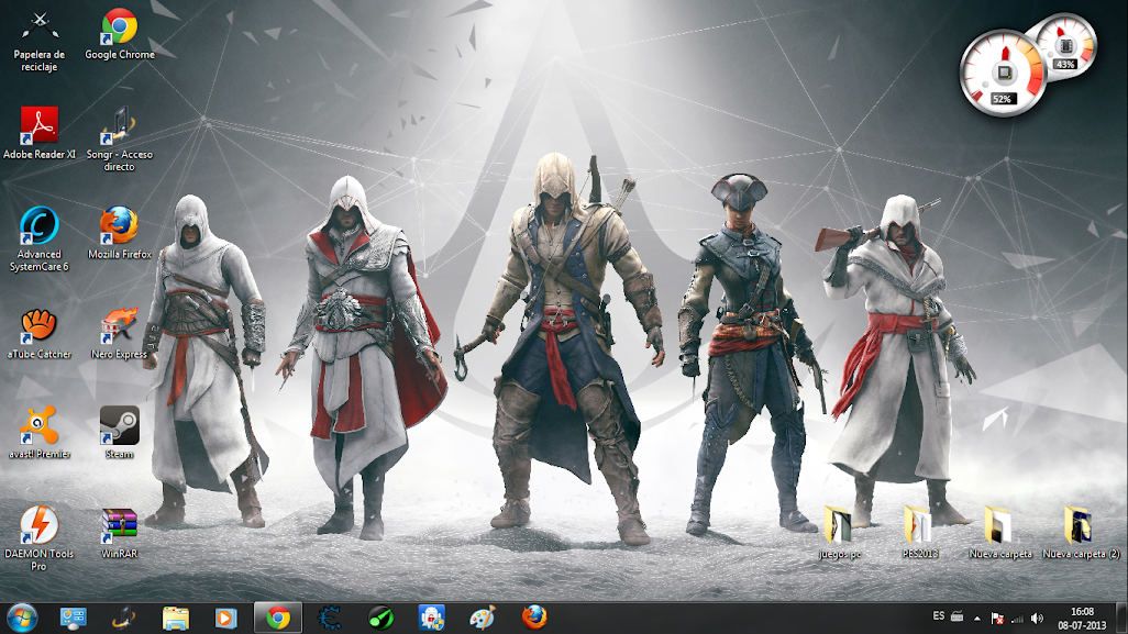 Assassin's Creed Theme – Windows