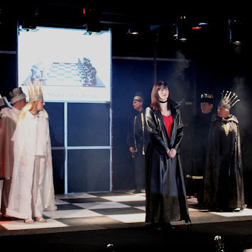 Chess, March 2011 - Award-winning production!