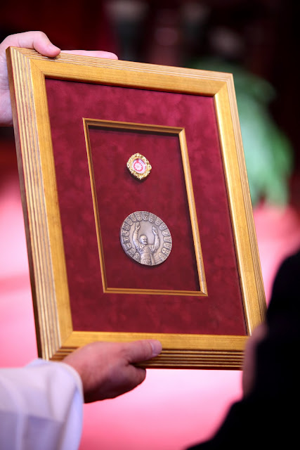 The Relic of Blood of Blessed John Paul II in the Polish Apostolate of Blessed John Paul II - IMG_1000.JPG