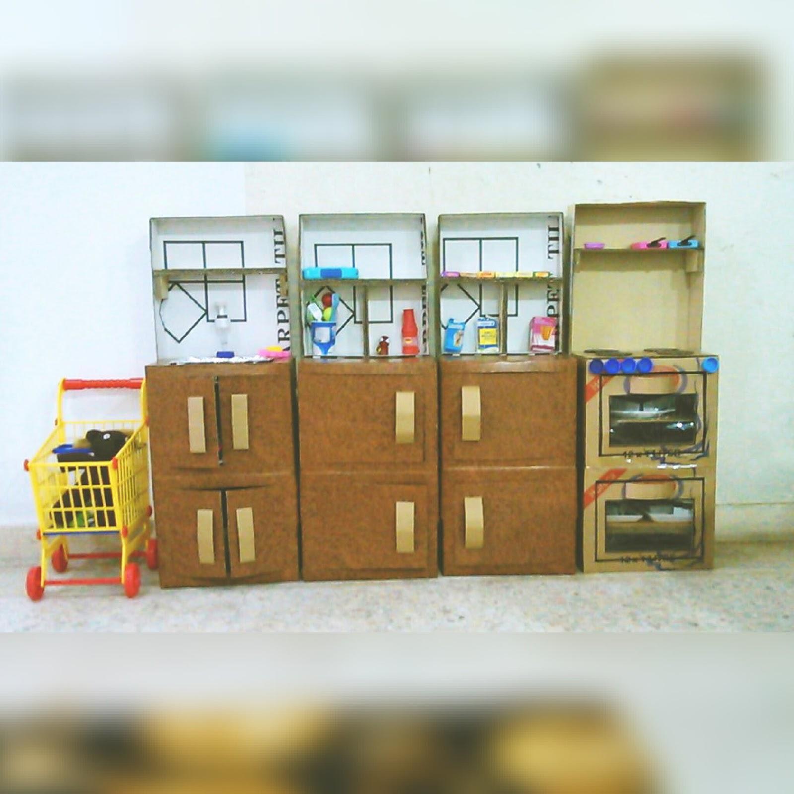 Set Dapur Baru Dari Ann Artyazkee