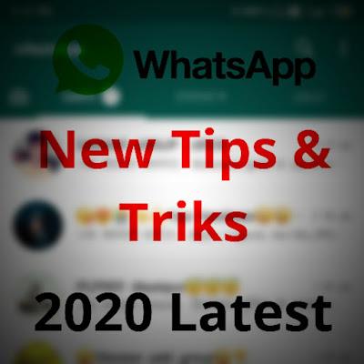 WhatsApp ki nai my tips and tricks