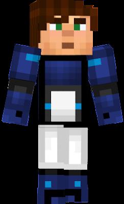Jesse Minecraft Nova Skin