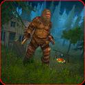 Bigfoot Monster Hunting - Hunting the Bigfoot Game icon