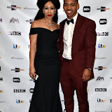 OIC - ENTSIMAGES.COM - Franny Oprah and Joivan Wade at the  11th Annual Screen Nation Film & Television Awards in London 19th March 2016 Photo Mobis Photos/OIC 0203 174 1069