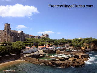 French Village Diaries Biarritz