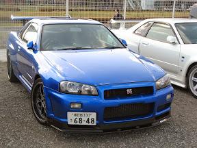 Nissan R34