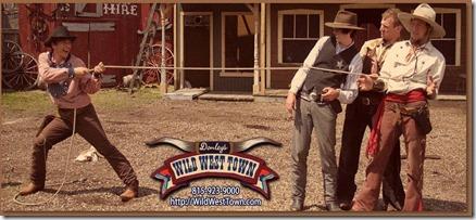 Donley's wild west