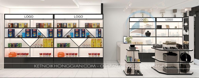 Thiết kế cửa hàng đồ nhập khẩu - thiết kế shop đồ nhập khẩu 4