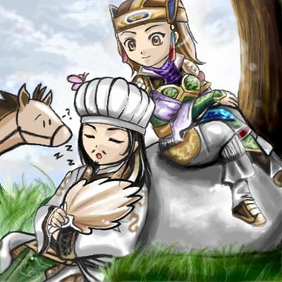 16 Strategi Zhuge Liang