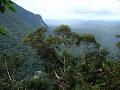 View from Benarat cliffs towards Camp 5 | photo © James Alker