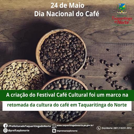 Taquaritinga do Norte - Capital do café