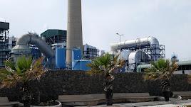 Unidad de producción térmica de la Central Litoral.