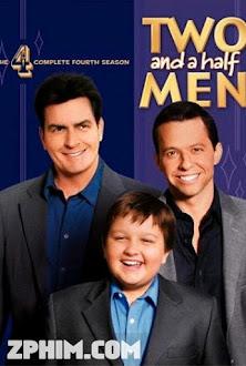 Hai Người Đàn Ông Rưỡi 4 - Two and a Half Men Season 4 (2006) Poster