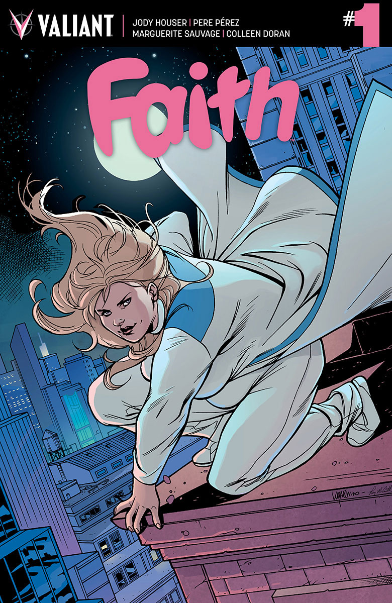 FAITH ONGOING 001 COVER D LUPACCHINO