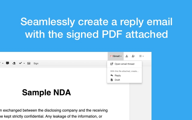 DocHub for Gmail - G Suite Marketplace