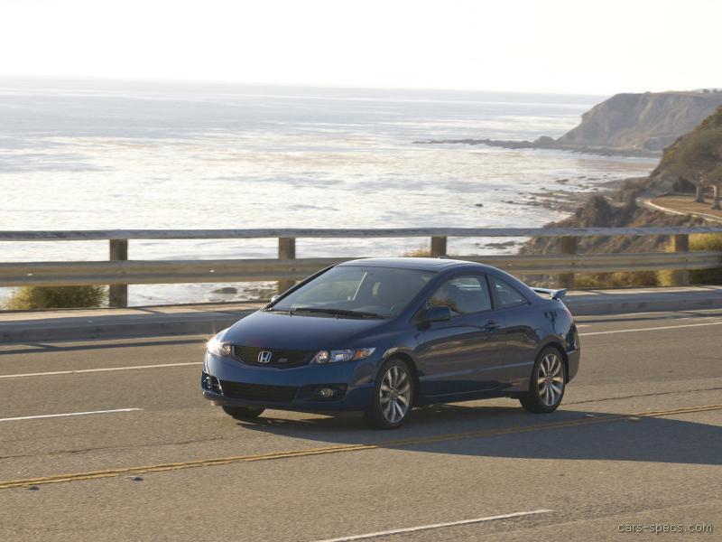 ... 2009 Honda Civic Si Coupe 00003 ...