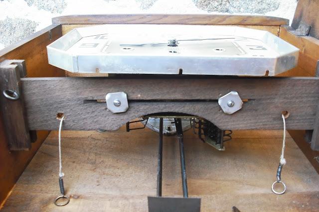 ancien carillon westminster jura 8 marteaux 221v789o horloges pendules dans preciolandia. Black Bedroom Furniture Sets. Home Design Ideas