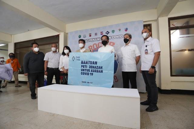 Bima Arya : Kolaborasi, Ringankan Beban Warga di Masa Pandemi