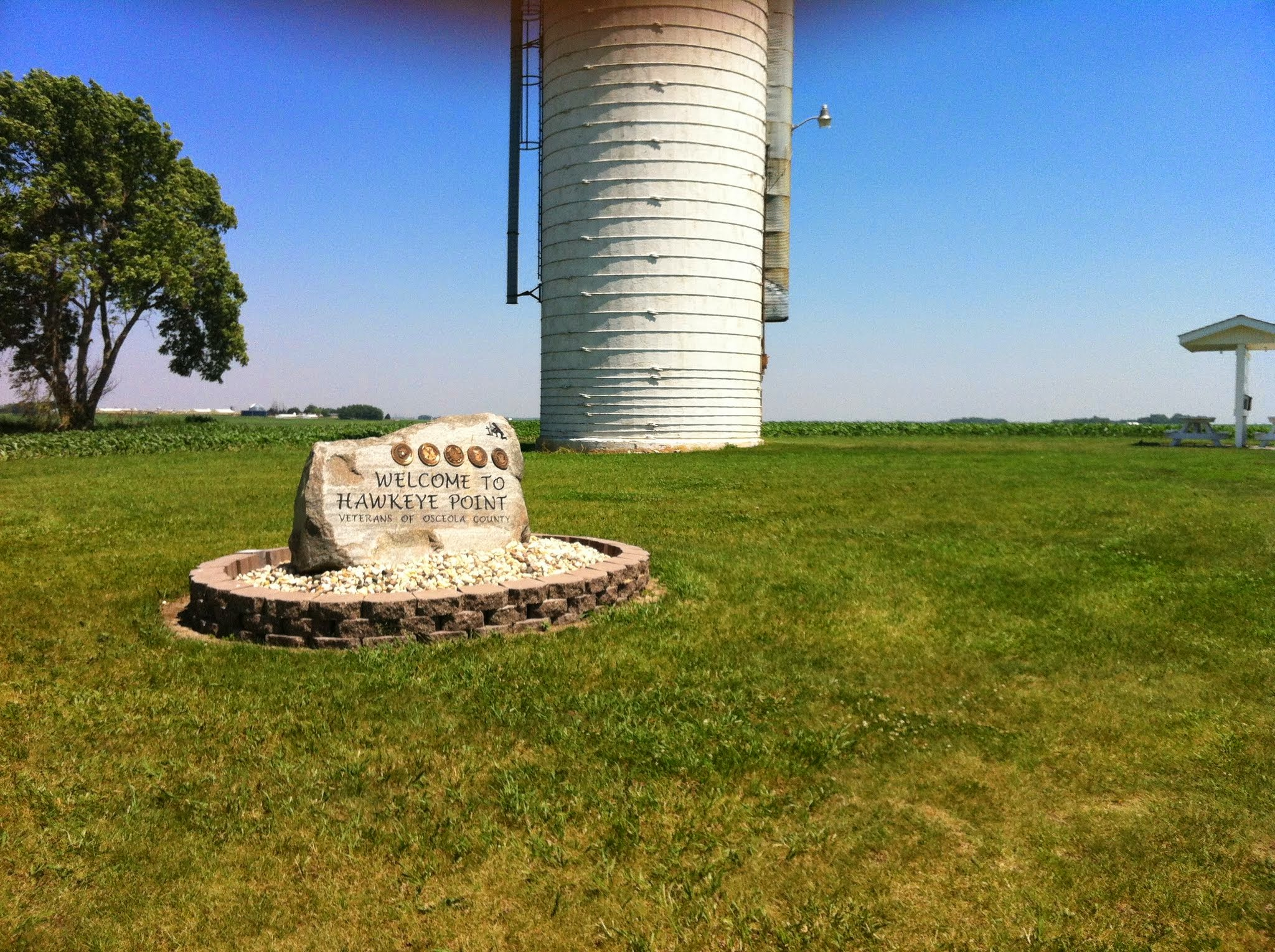 Marker and Silo