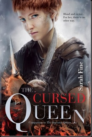 The Cursed Queen  (The Impostor Queen #2)